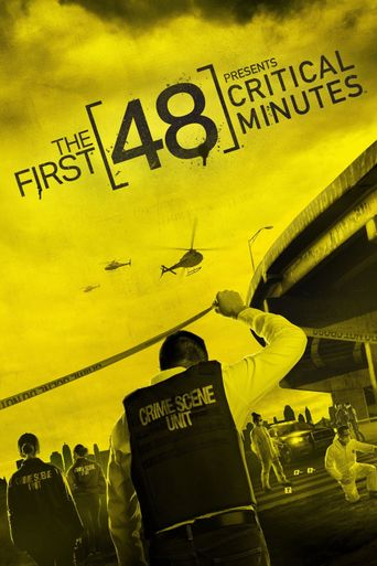 The First 48 Presents Critical Minutes Poster