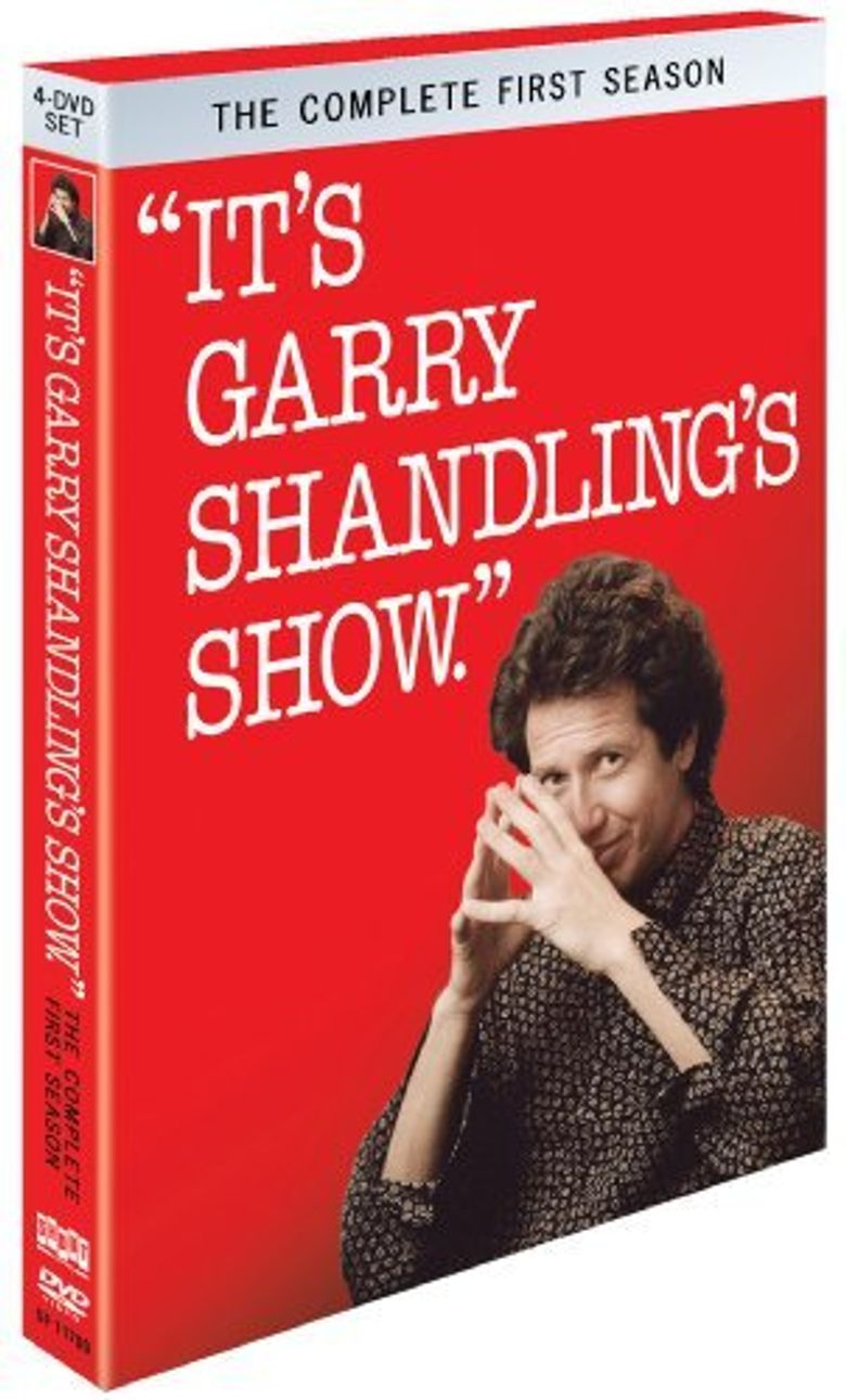 It's Garry Shandling's Show Poster