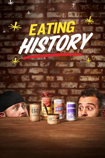 Eating History Poster