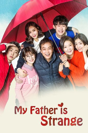 My Father is Strange Poster