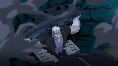 Season 01, Episode 02 Batman Takes On Solomon Grundy