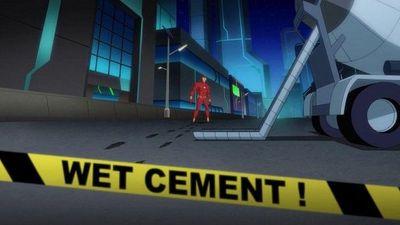 Season 01, Episode 06 Batman And The Flash Vs Cheetah