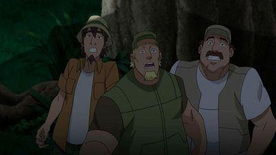 Season 01, Episode 14 Fishing for Grundy