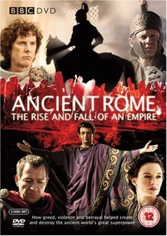Ancient Rome: The Rise and Fall of an Empire Poster