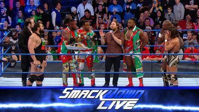 Season 2017, Episode 01 SmackDown 941