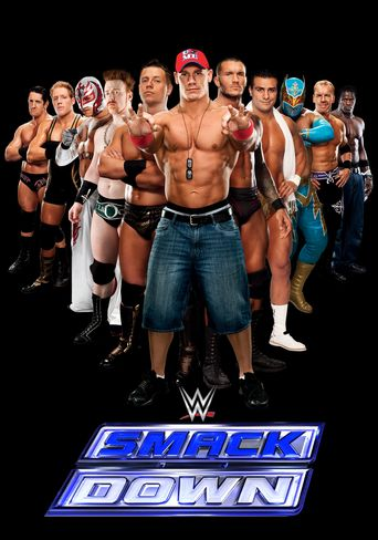 WWE Friday Night SmackDown Poster