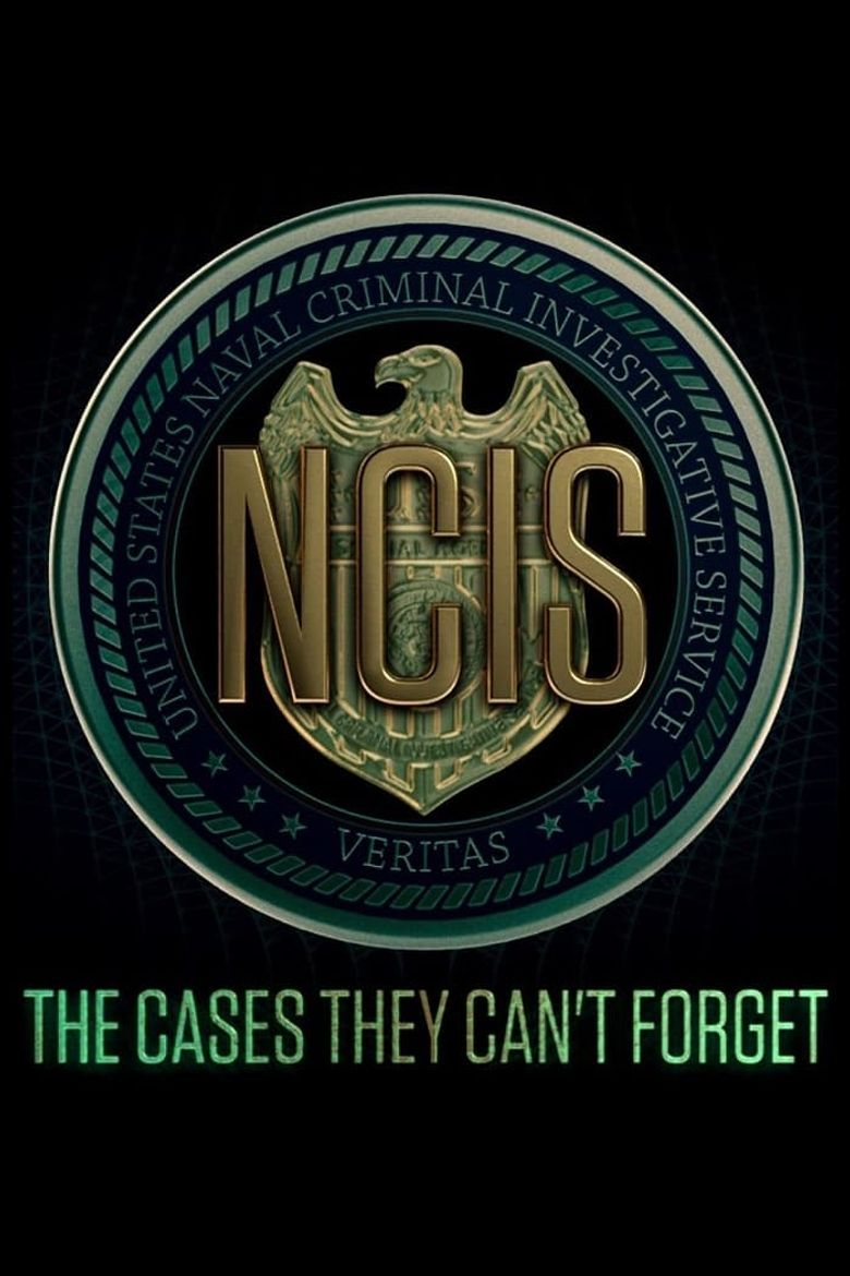 NCIS: The Cases They Can't Forget Poster