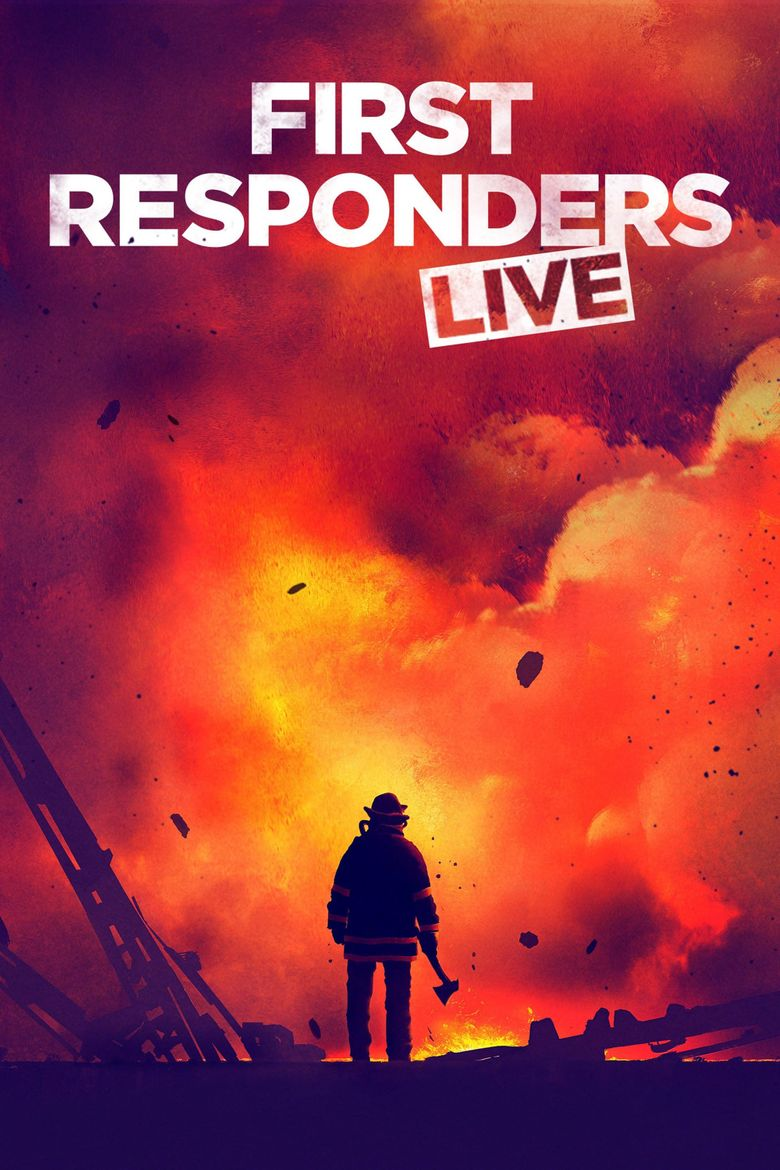 First Responders Live Poster