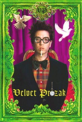The Adventures of Velvet Prozak Poster