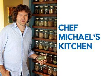 Chef Michael's Kitchen Poster