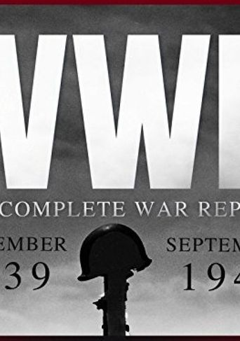 World War II Diaries - The Complete War Report Poster