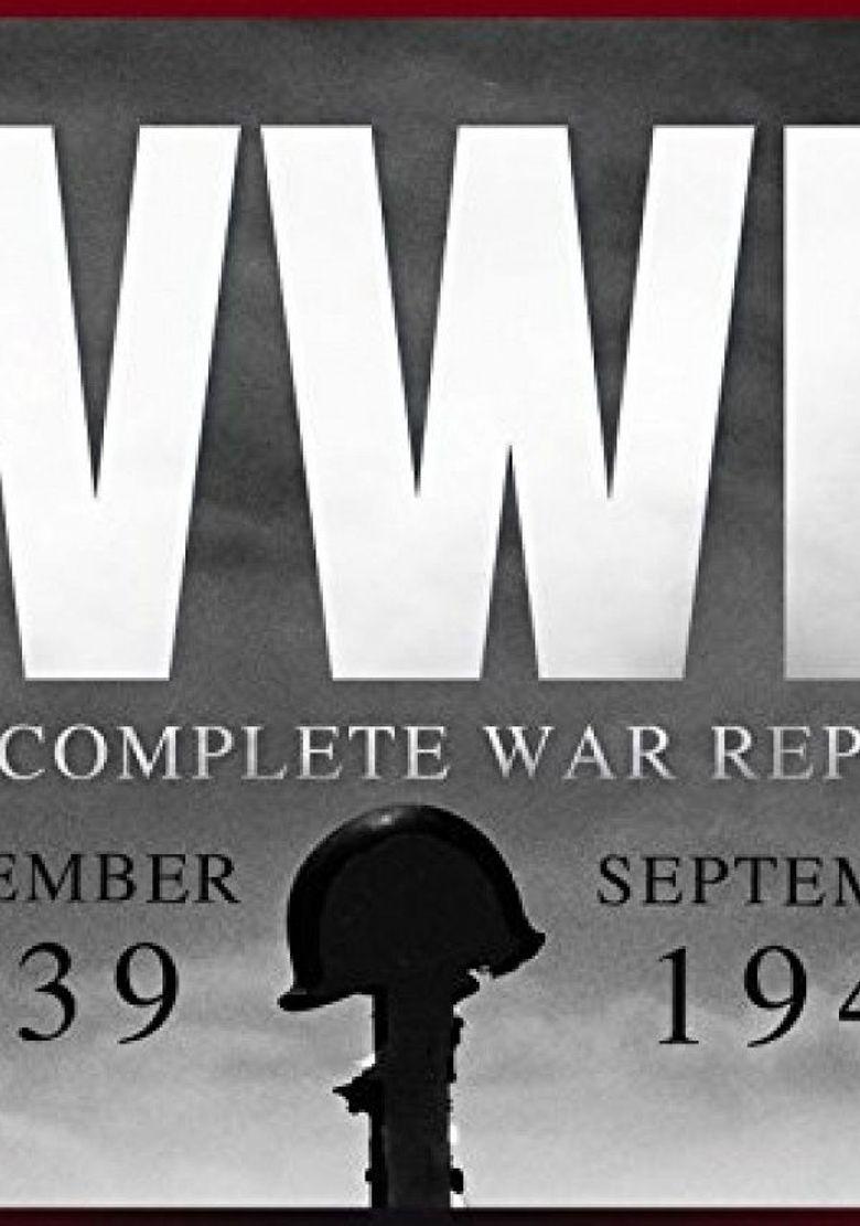World War II Diaries - The Complete War Report Poster