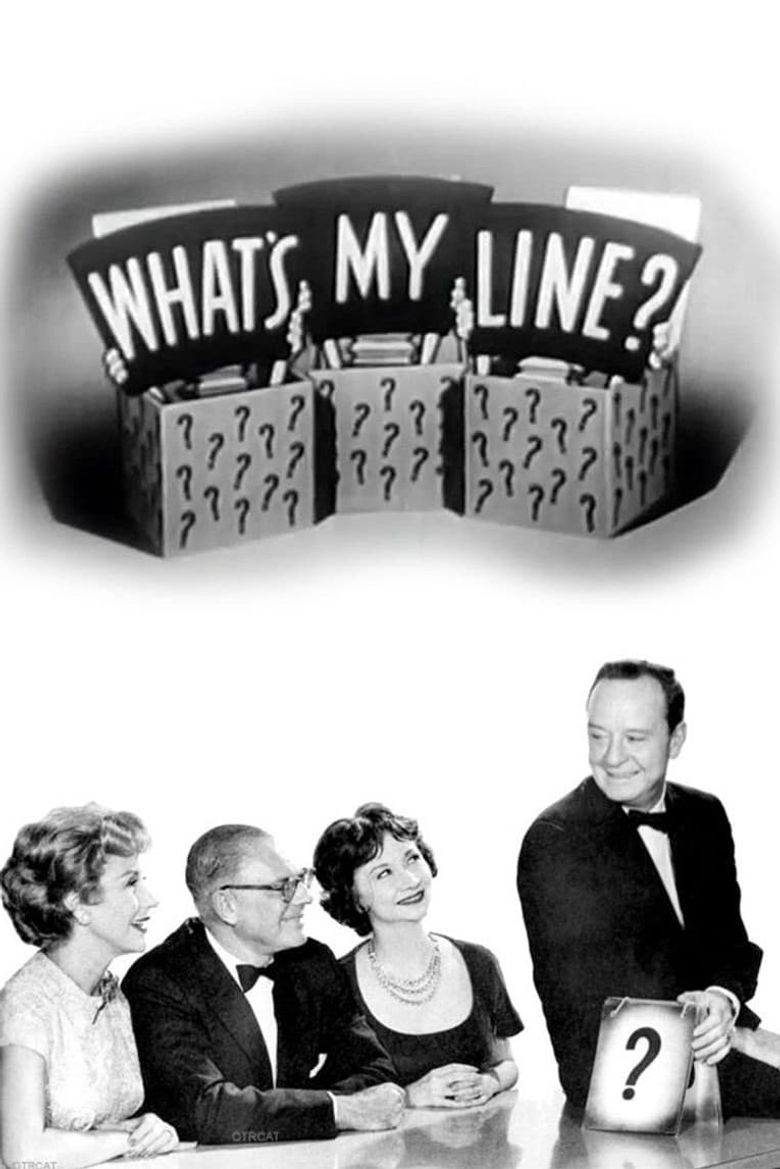 What's My Line? Poster