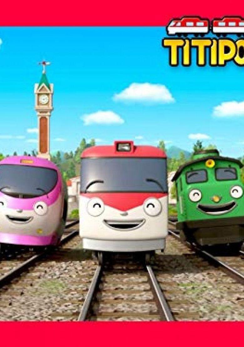 Titipo Titipo (2019) S02 Hindi English Dual Audio Kid's Cartoon || 480p, 720p, 1080p Zip