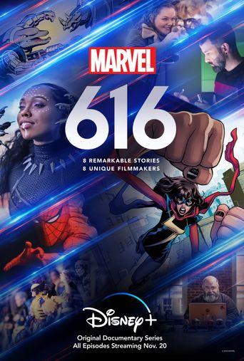 Marvel's 616 Poster