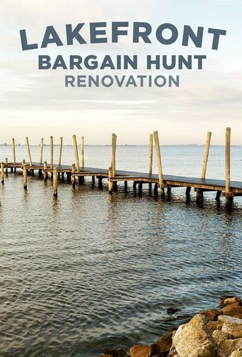 Lakefront Bargain Hunt Renovation Poster