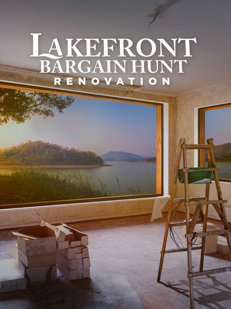 Lakefront Bargain Hunt Renovation Poster