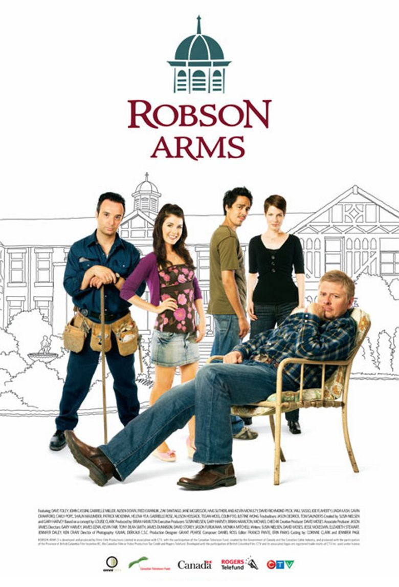 Robson Arms Poster