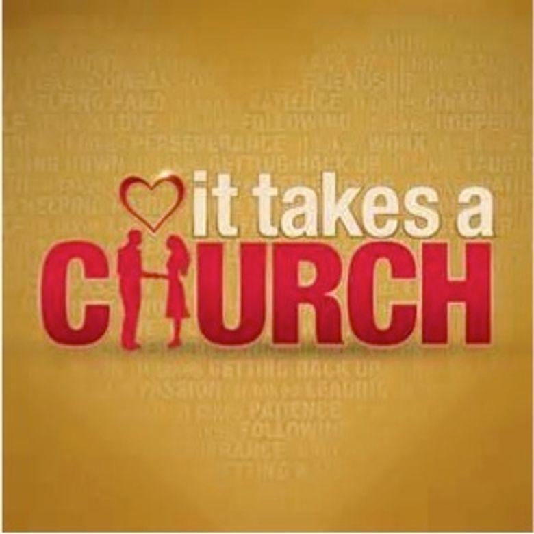 It Takes a Church Poster