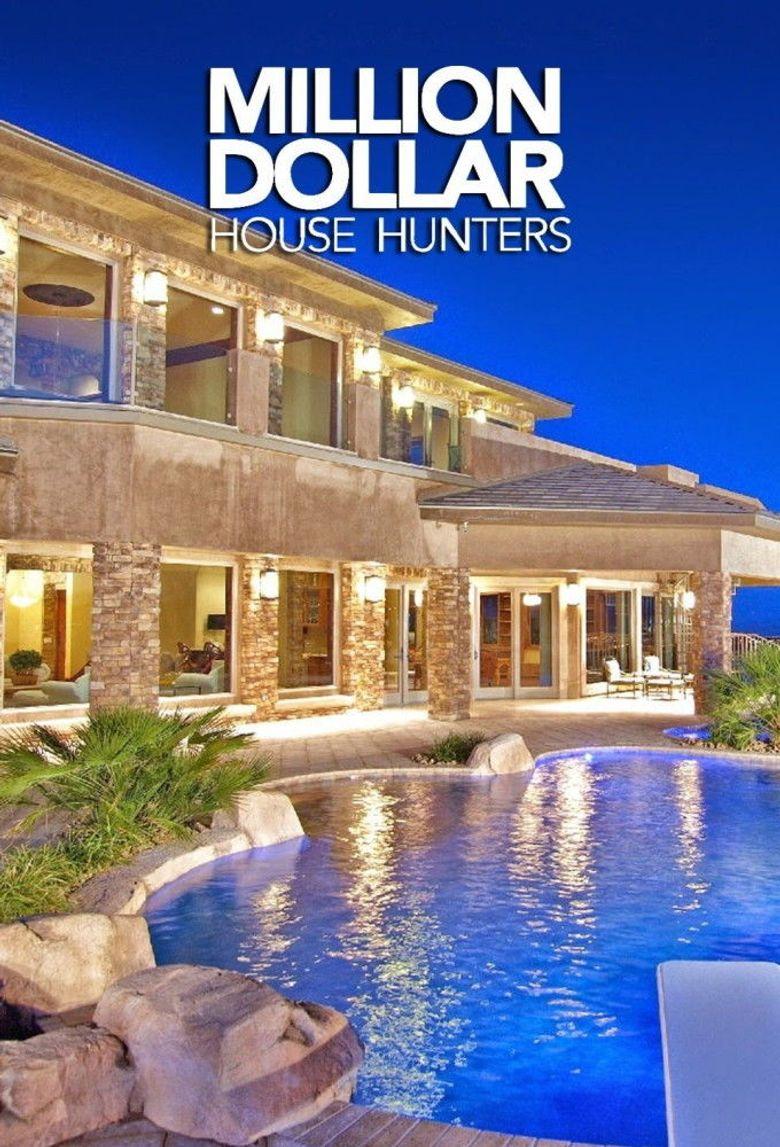 Million Dollar House Hunters Poster
