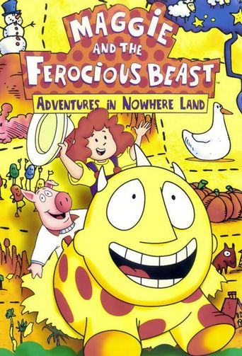 Maggie and the Ferocious Beast Poster