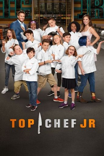 Top Chef Junior Poster