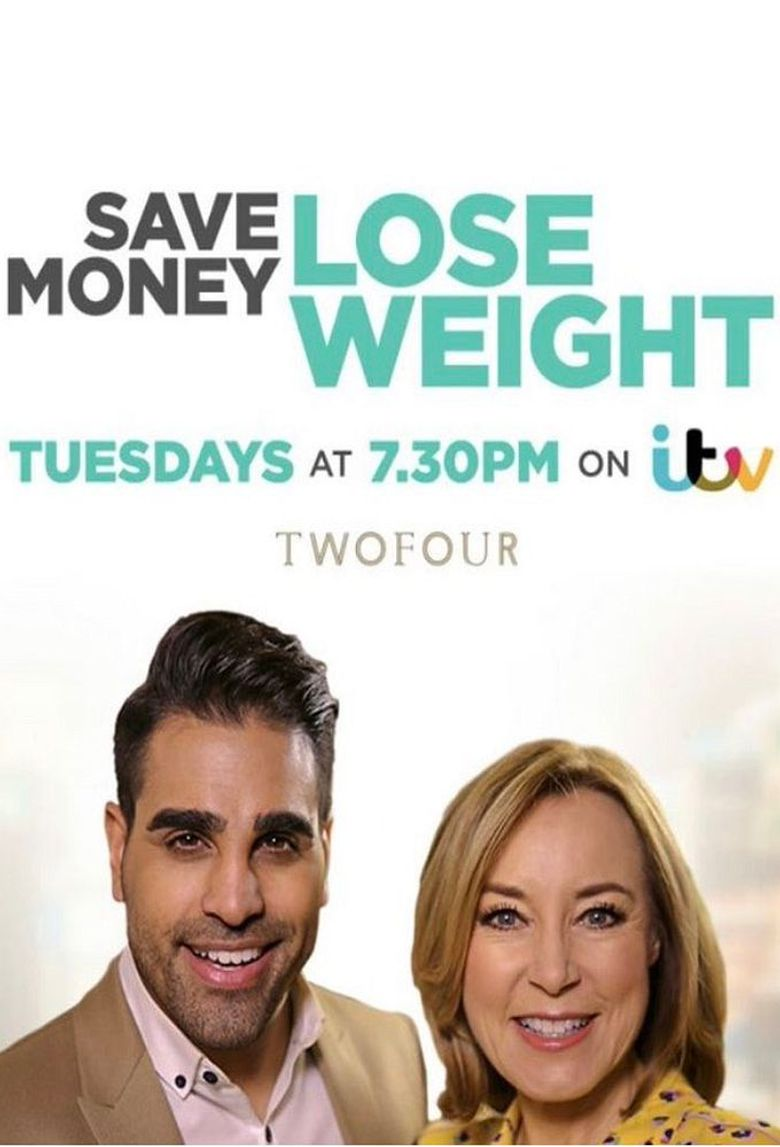 Save Money: Lose Weight Poster