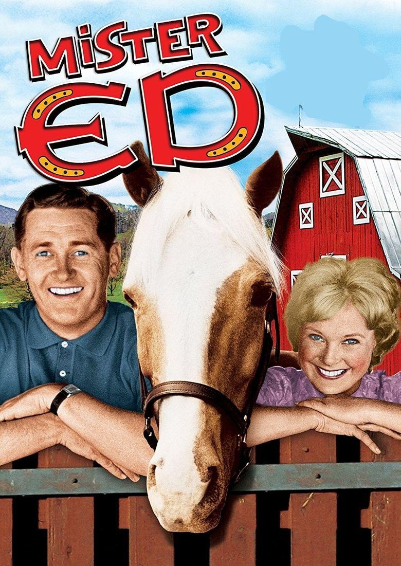 Mister Ed Poster
