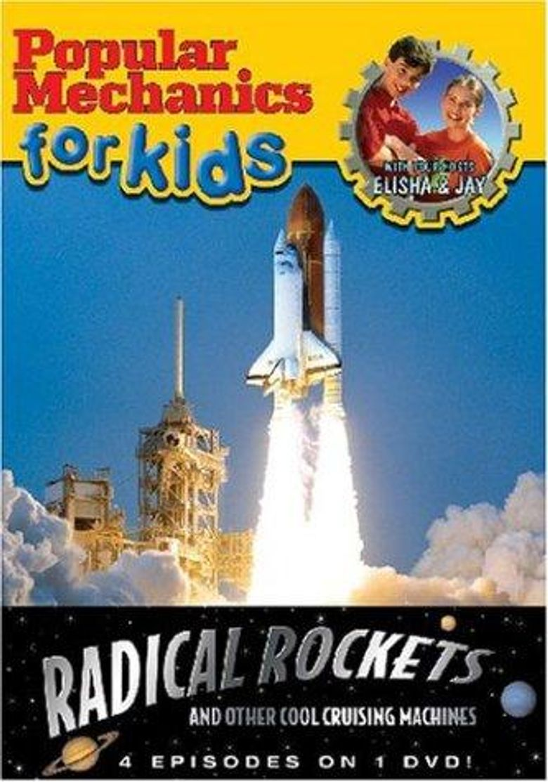 Popular Mechanics for Kids Poster