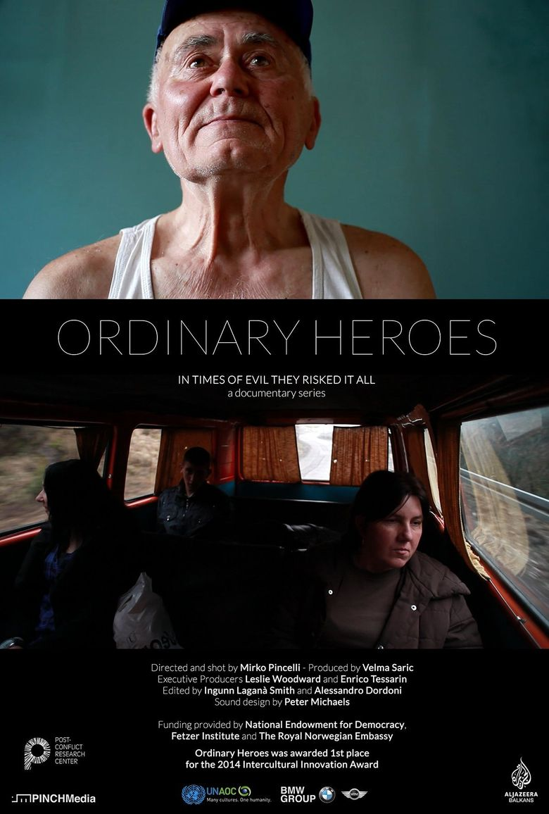 Ordinary Heroes Poster