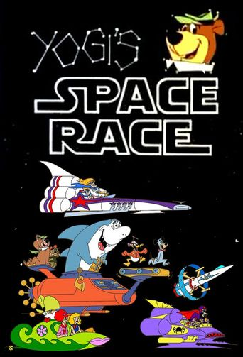 Yogi's Space Race Poster