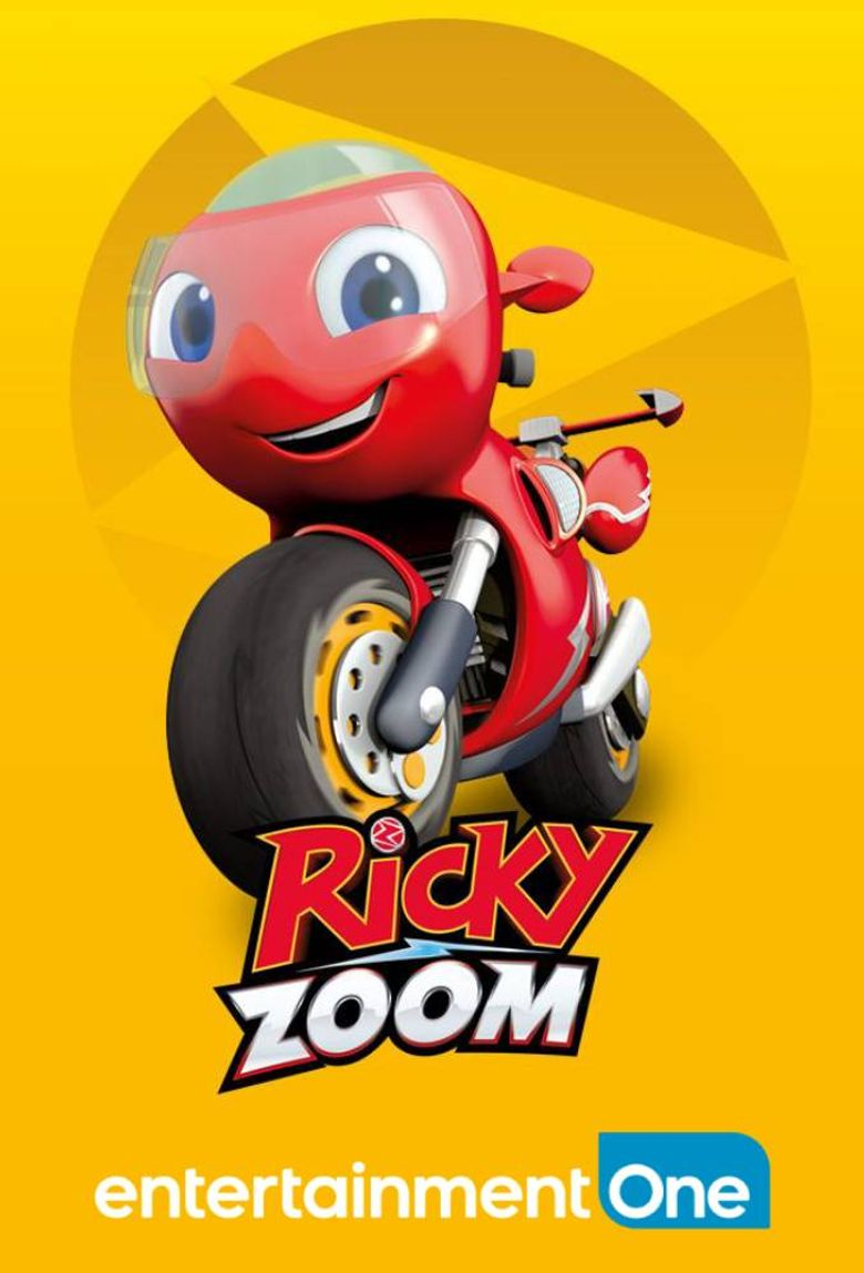 Ricky Zoom Poster