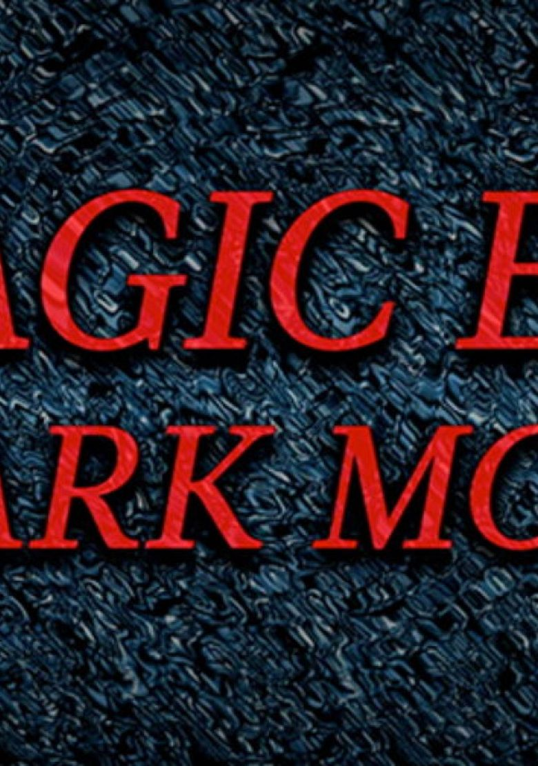 Magic Eye Shark Movie Poster