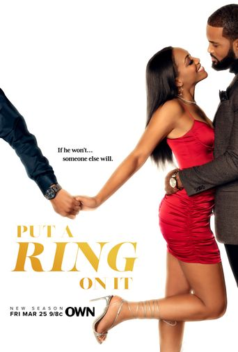 Put A Ring on It Poster