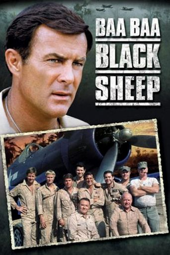 Baa Baa Black Sheep Poster