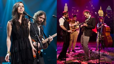 Season 38, Episode 05 The Civil Wars / Punch Brothers