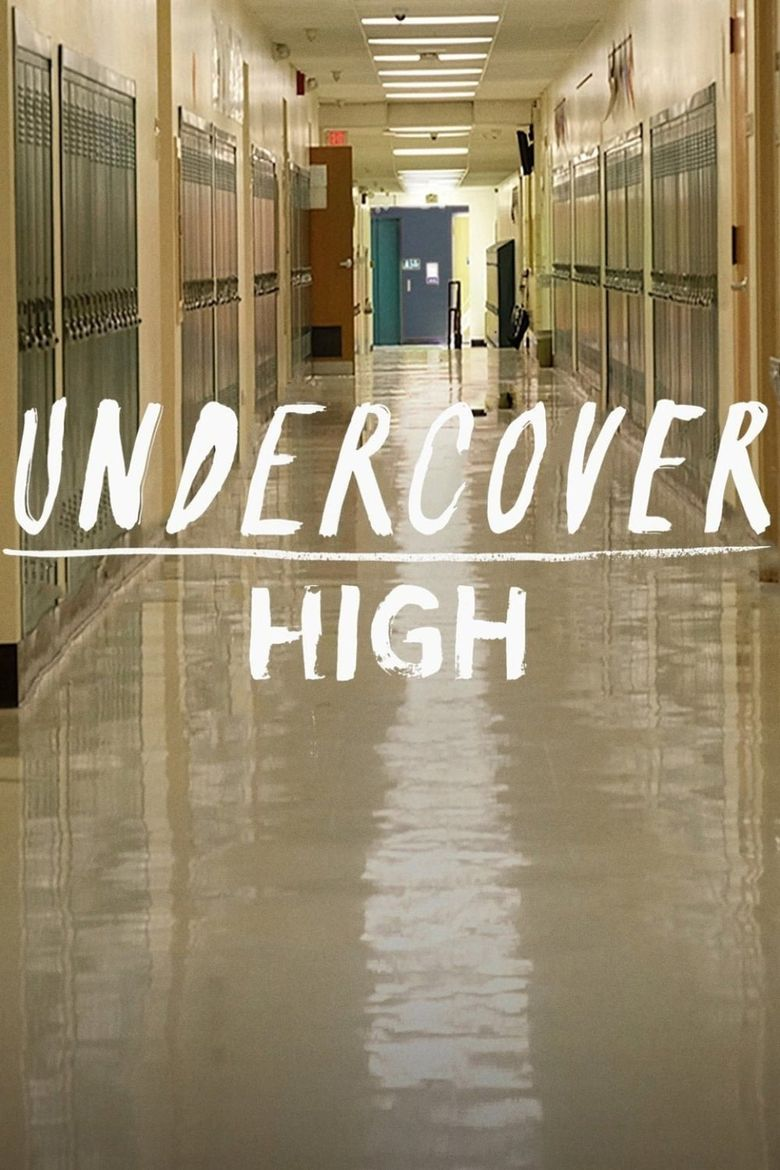 Undercover High Poster