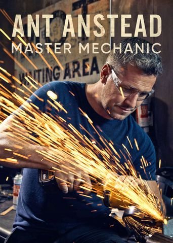 Ant Anstead Master Mechanic Poster