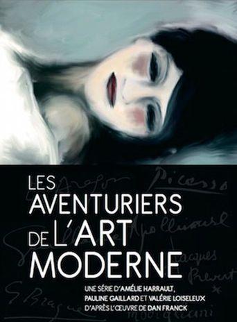 The Adventurers of Modern Art Poster