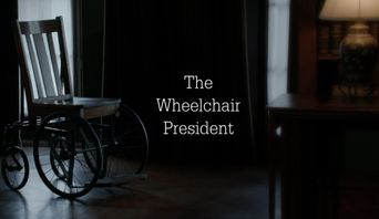 The Wheelchair President Poster