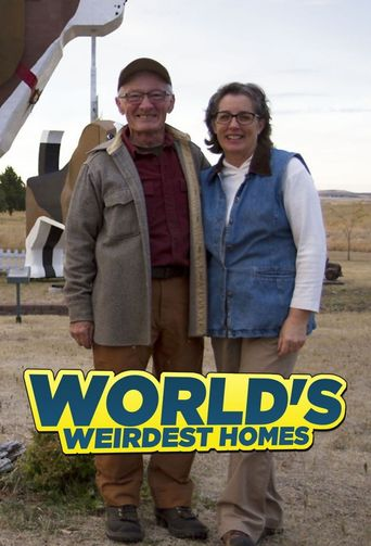 World's Weirdest Homes Poster