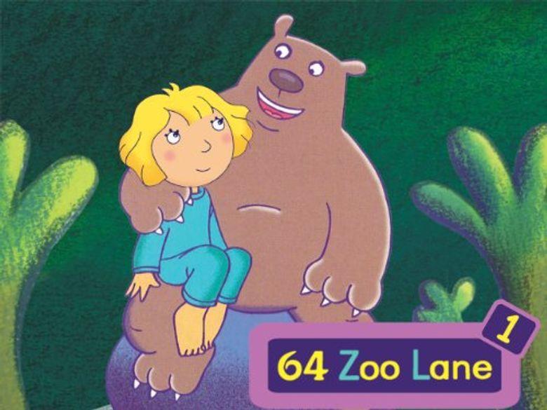 64 Zoo Lane Poster