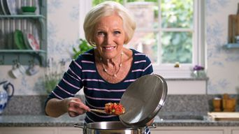 Mary Berry's Absolute Favourites Poster