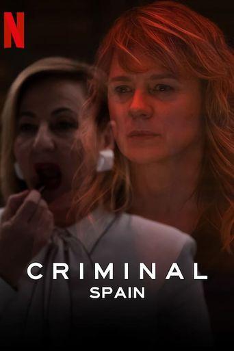 Criminal: Spain Poster