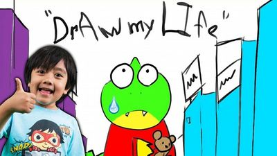 Season 04, Episode 02 Ryan's Cartoon Life!