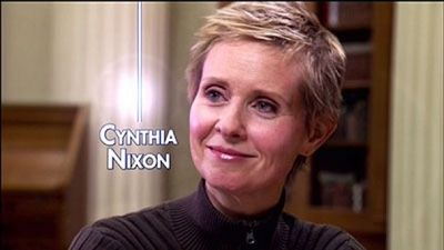 Season 05, Episode 01 Cynthia Nixon