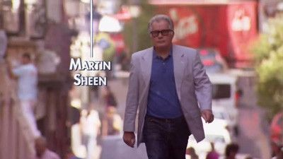 Season 03, Episode 01 Martin Sheen