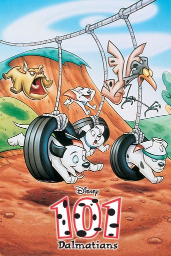 101 Dalmatians: The Series Poster