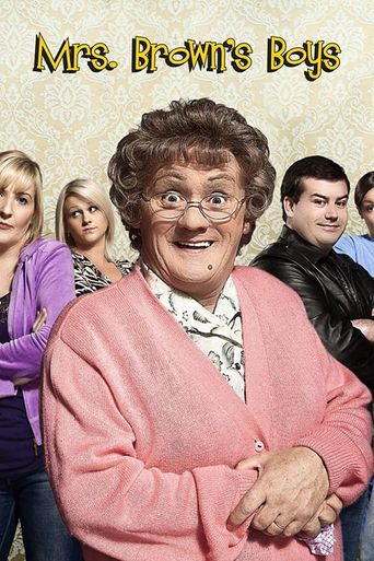 Mrs Brown's Boys Poster