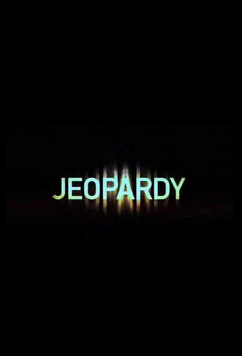 Jeopardy Poster